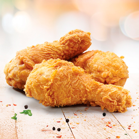 kfc 3 pc chicken box
