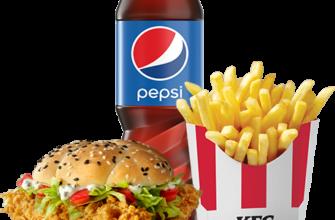 kombo 2 shefburger dzhunior