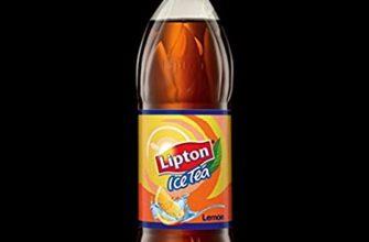 lipton lemon bottle 0 5 l