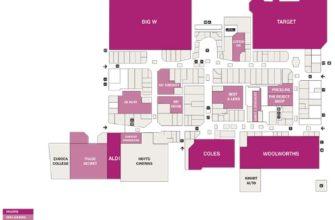 broadmeadows shopping centre plan