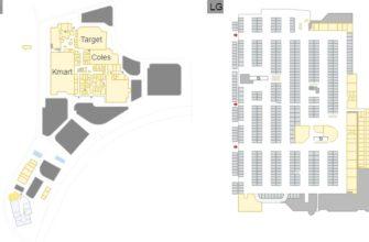 chirnside park shopping centre plan