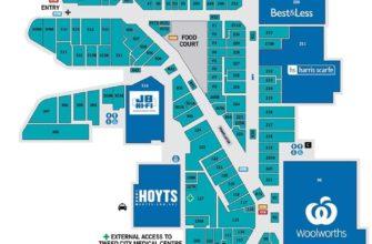tweed city shopping centre 982 plan